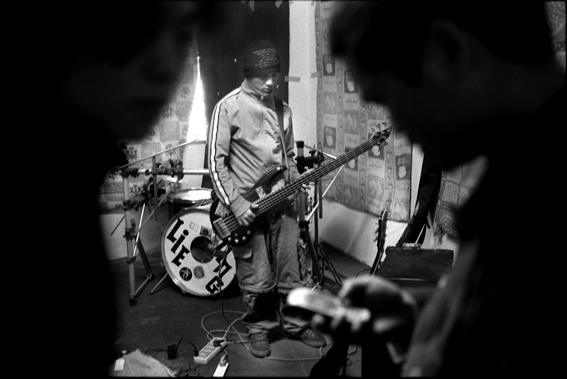 Le village de rockers de Huoying