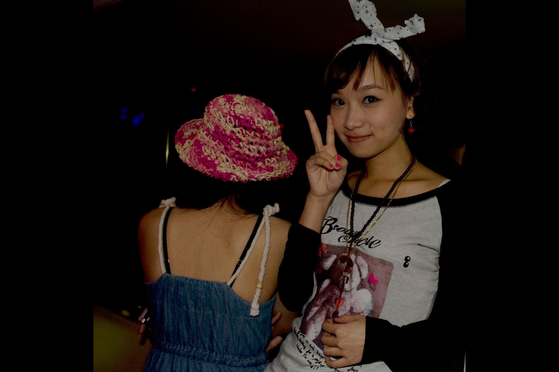 Les lolitas de Xidan