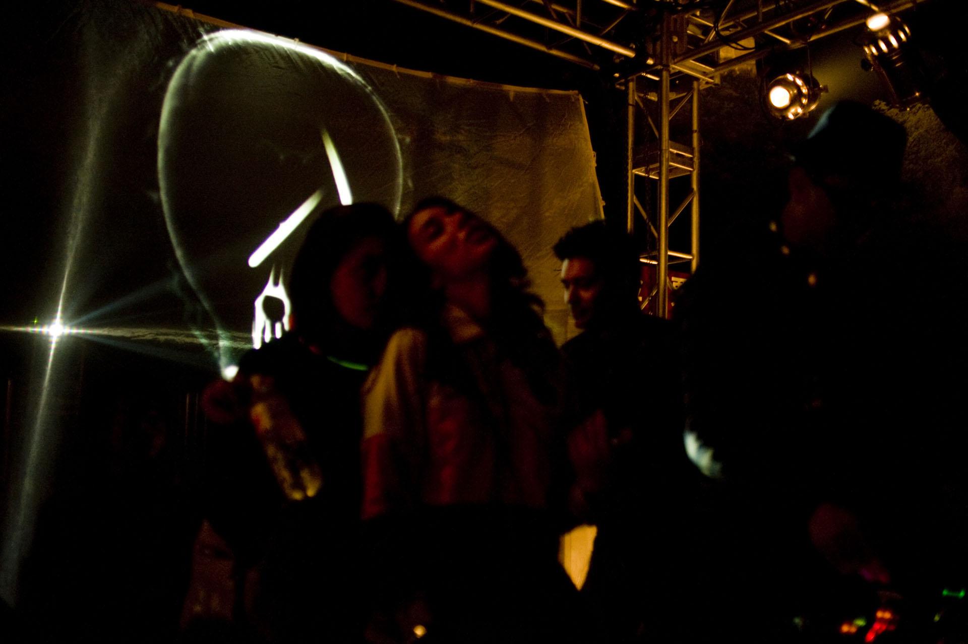 Rave Party sur la Grande Muraille 2010