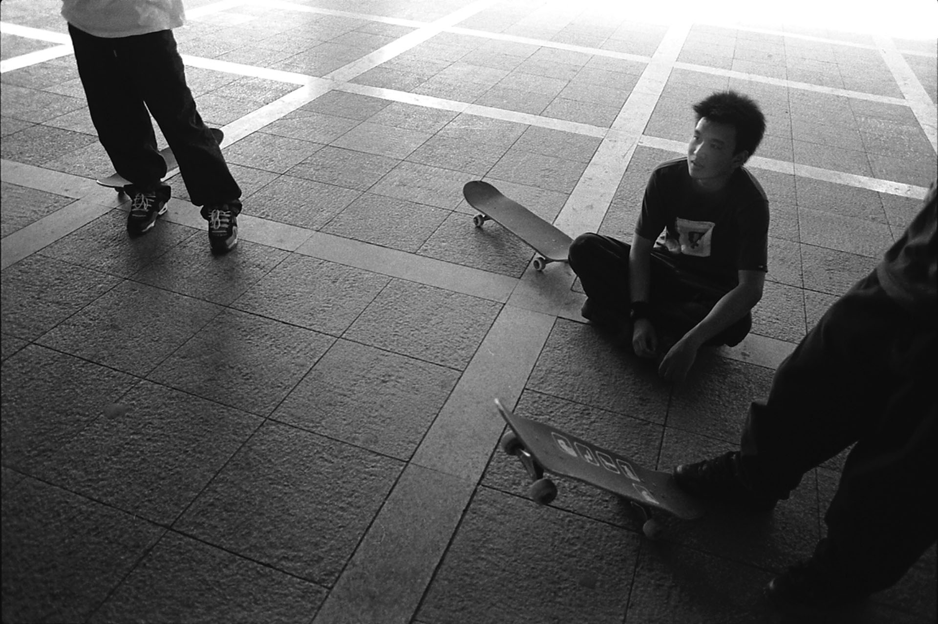 Skaters : Full Link Plaza