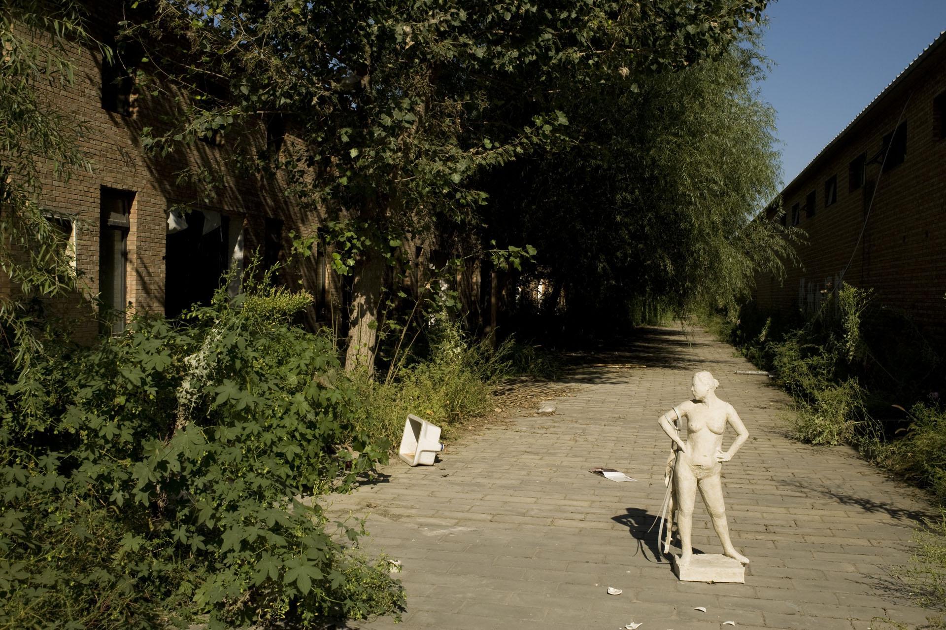 Le village d'artistes de Zhengyang